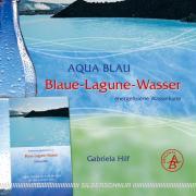 Blaue Lagune-Wasser