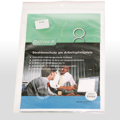 G8 Office Harmonizer Groß 2x 190x105mm